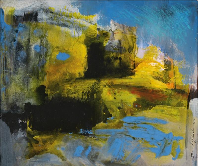 """ Paradiso"" 50cm H / 41 cm L • Benoit Gilardoni 2011"